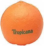 Tangerine Stress Balls